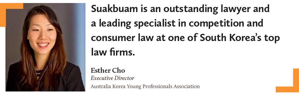 Esther-Cho-Executive-Director-Australia-Korea-Young-Professionals-Association