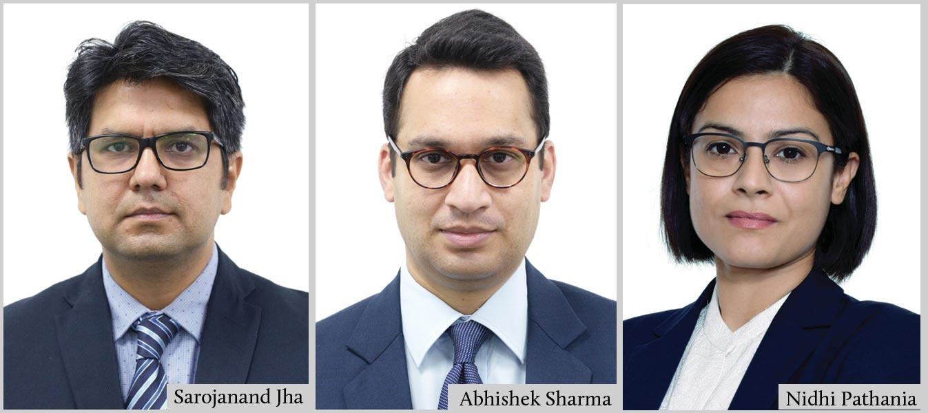 Abhishek-Sharma-Nidhi-Pathania-Sarojanand-Jha-Link-Legal