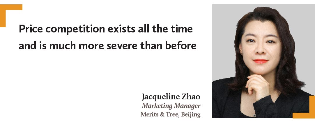 Jacqueline-Zhao-Marketing-Manager-Merits-&-Tree,-Beijing