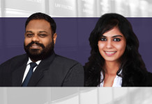 Karthik Somasundram and Shreya Gupta, Bharucha & Partners
