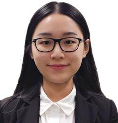 石语甜 邦信阳中建中汇律师事务所律师助理