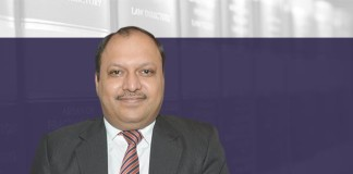 A photo of Vasanth Rajasekaran who talks about cement prices in India and the changes brought by CCI and NCLAT