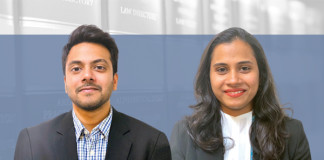 Pritvish Shetty and Chaitrika Patki, Vidhii Partners