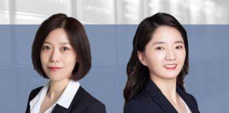 陈芳-CHEN-Fang-文利梅-WEN-LIMEI-中伦律师事务所-ZHONG-LUN-LAW-FIRM