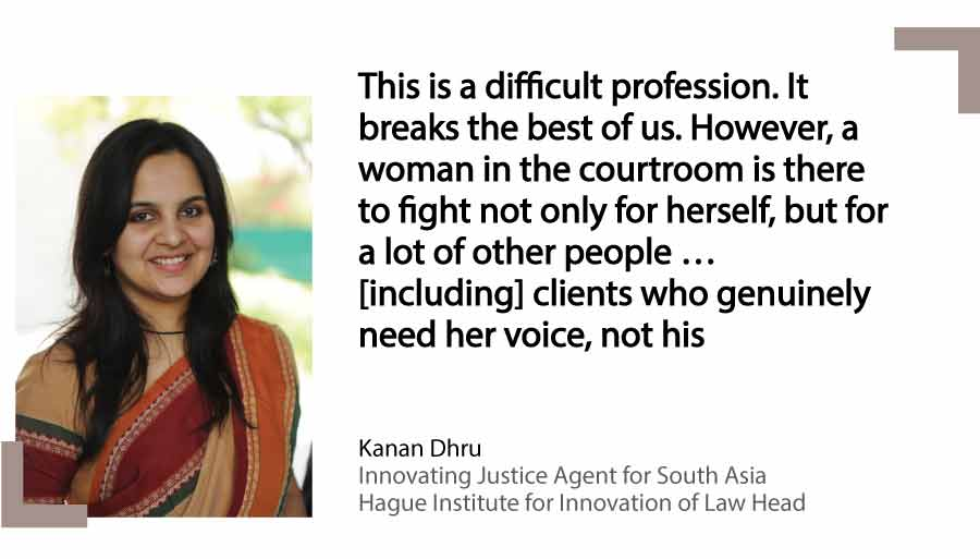 Kanan Dhru Hague Institute for Innovation of Law