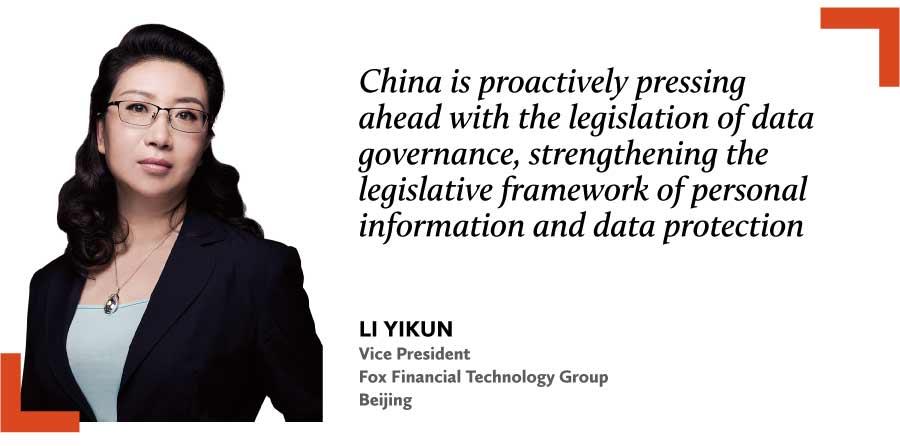 Quotes-Li-Yikun-Fox-Financial-Technology-Group-Beijing
