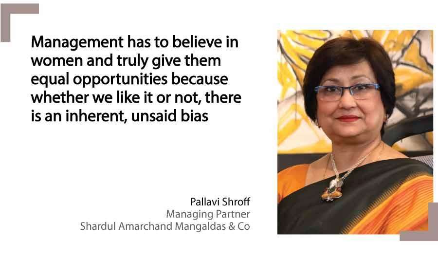 Pallavi Shroff Shardul Amarchand Mangaldas & Co