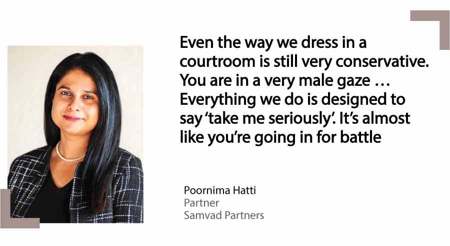 Poornima Hatti, Samvad Partners