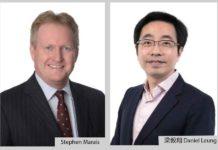 夏礼文在上海开启中国市场新业务 HFW launches China Shanghai STEVEN TRAN 梁毅翔 DANIEL LEUNG