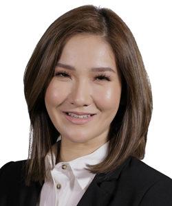 Joyce Aiza Chan, Quisumbing