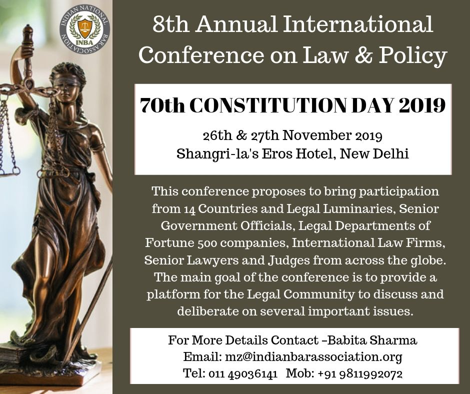INBA_70th Constitutional Day