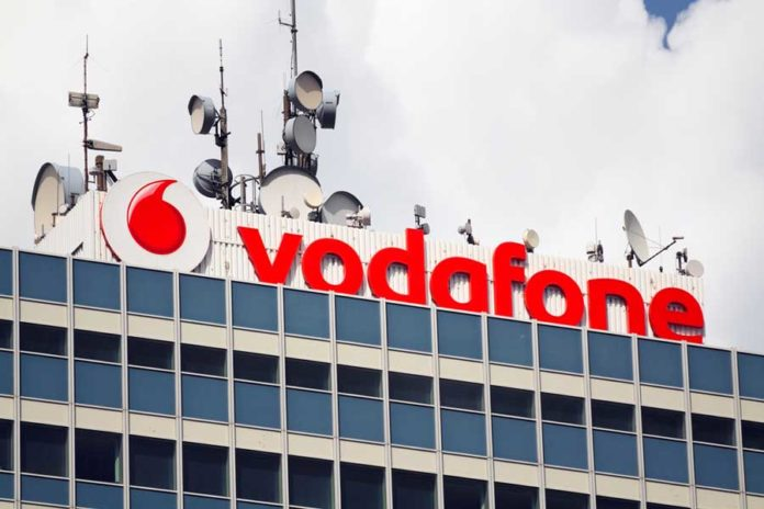 Vodafone raised largest rights issue