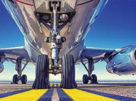 Grounded Jet Airways