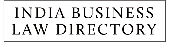 India Business Law Directory top law firms