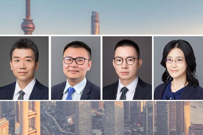 CM Law Firm shanghai Li Rui, Wang Shaokai, Jiang Junfeng, Wang Yuting
