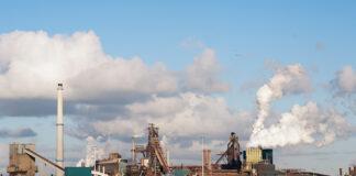 Tata Steel factory corus