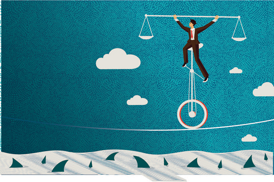 In-house counsel coping strategies for a tough year