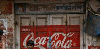 coca-cola pollution