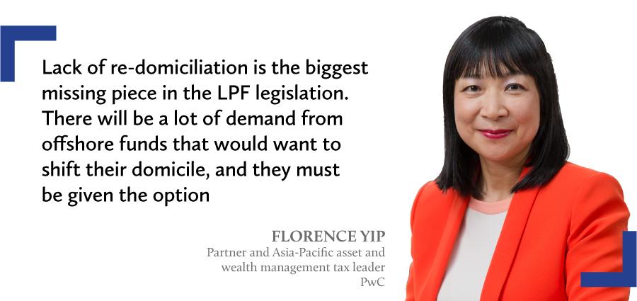 florence yip limited partnership fund ordinance pwc