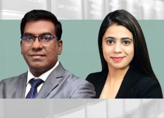 Amit Ronald Charan, Anshita Kaur,HSA Advocates