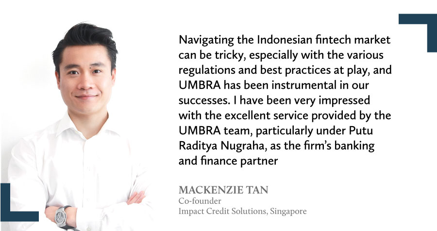 indonesia law firm awards client comment