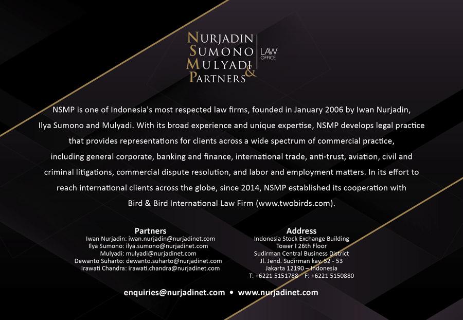 Nurjadin Sumono Mulyadi & Partners ads indonesia law firm