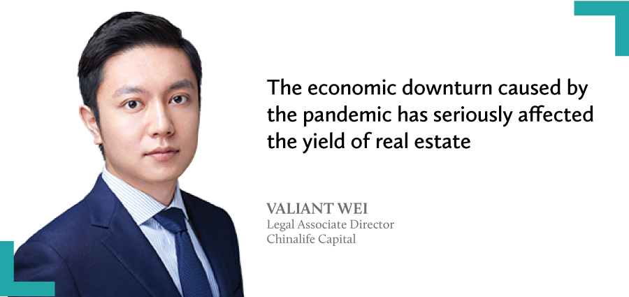 Valiant-Wei-Legal-Associate-Director-Chinalife-Capital