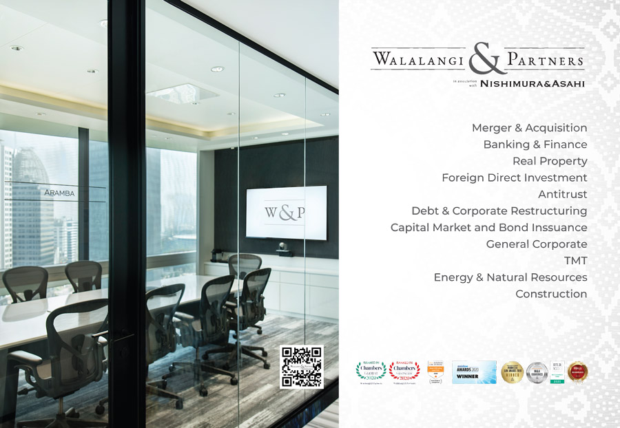 Walalangi & Partners ads indonesia law firm
