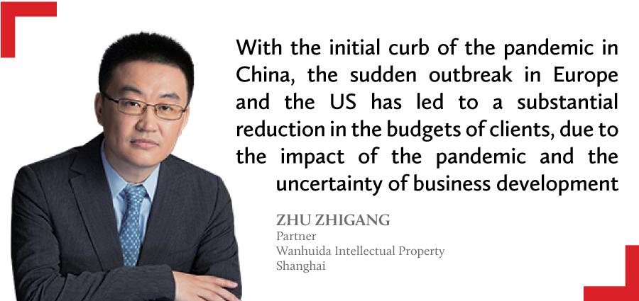 Zhu-Zhigang-Partner-Wanhuida-Intellectual-Property-Shanghai