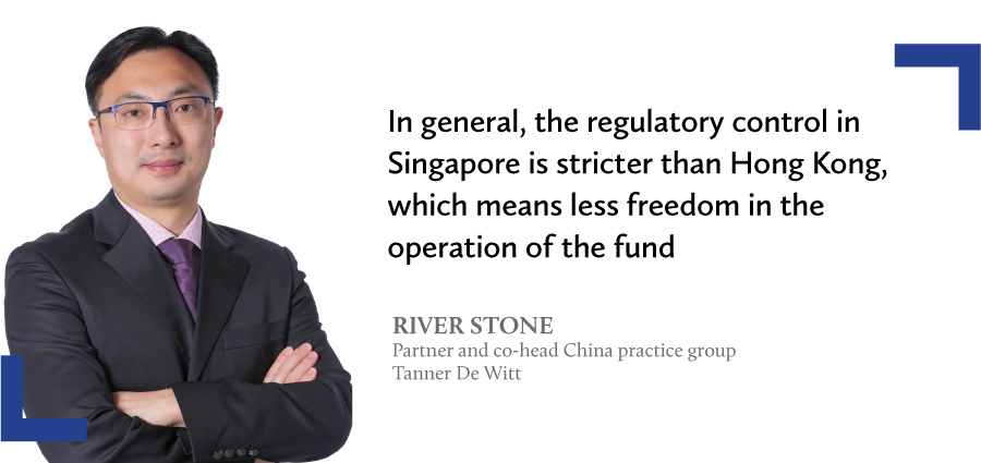 river stone limited partnership fund ordinance tanner de witt