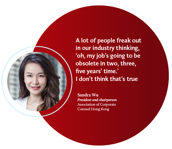 sandra wu data protection cybersecurity