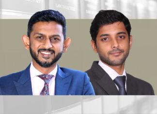 William Vivian John and Rishabh Shah,L&L Partners,gig workers