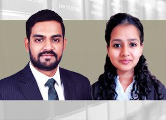 Anush Raajan and Swastika Chakravarti, Lakshmikumaran & Sridharan, Decree holders
