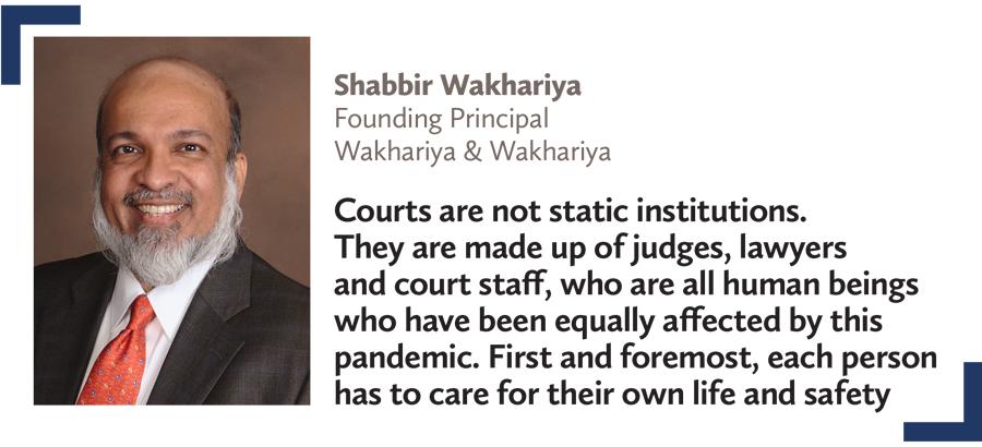 Virtual court,Vandana Chatlani