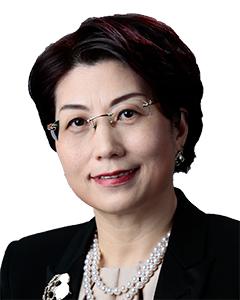 王霁虹, Wang Jihong, Partner, Zhong Lun Law Firm
