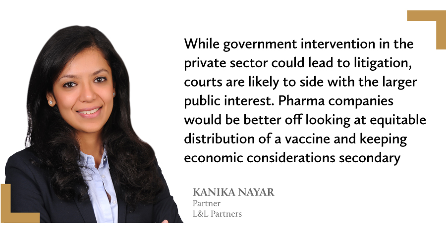 vaccine licensing