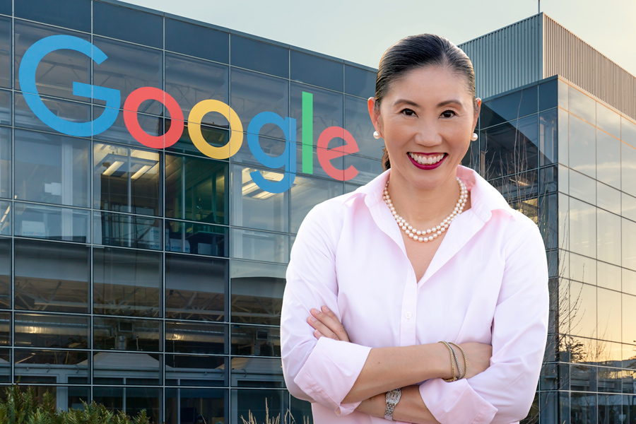 Mary shen Google Legal operation