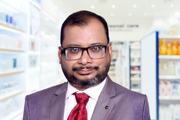 Sanjay Kumar head pharma King Stubb