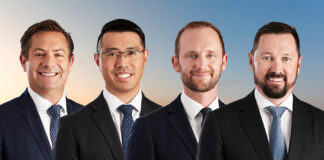 Corporate Thomson Geer Scott Gibson, Michael Ng, Hedley Roost and Marc Wilshaw,