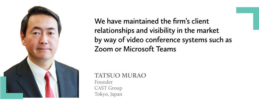 tatsuo murao law firms asia