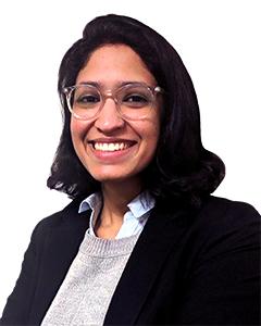 Esha Nair, Associate, HSA Advocates
