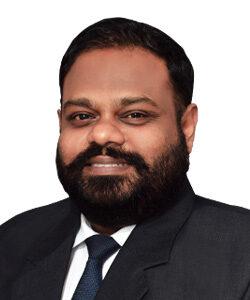 Karthik Somasundram,Bharucha & Partners