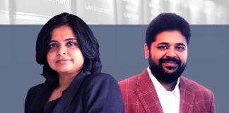 Vineetha MG (left) is a partner and Pratik Patnaik is a senior associate at Samvad Partners