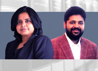 Vineetha MG (left) is a partner and Pratik Patnaik is a senior associate at Samvad Partners