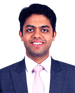 Yashaswi Kant, Senior associate, J. Sagar Associates