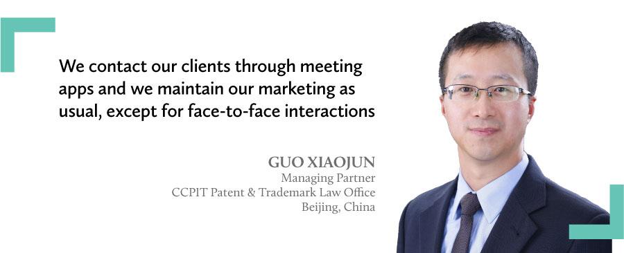 Guo xiaojun china law firms