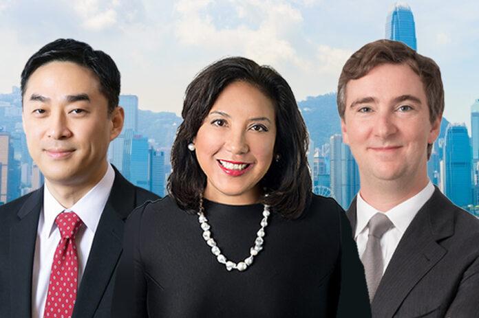 HKIAC new council members