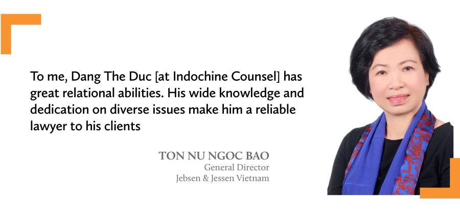 Vietnam lawyers