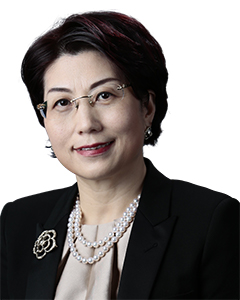 王霁虹, Wang Jihong, Partner, Zhonglun Law Firm