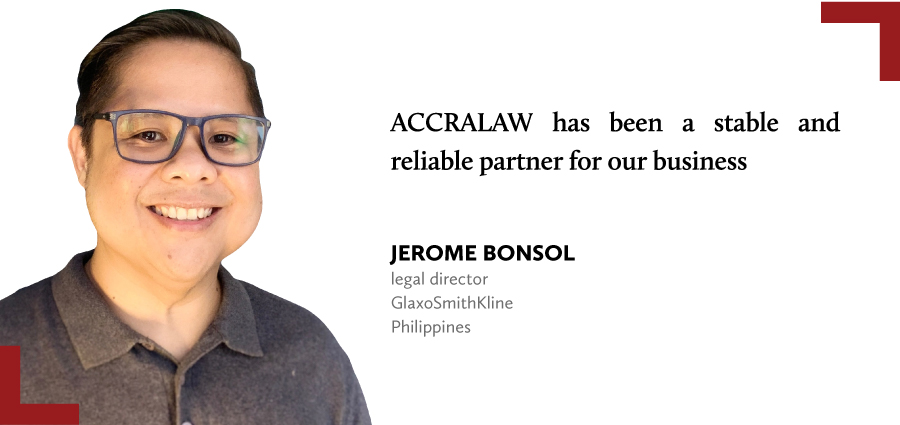 Jerome-Bonsol,-legal-director,-GlaxoSmithKline,-Philippines